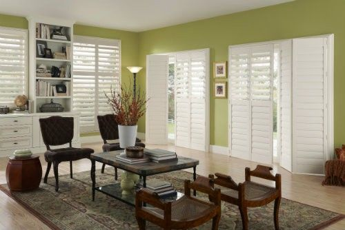 Be Green! Energy Benefits of Plantation Shutters