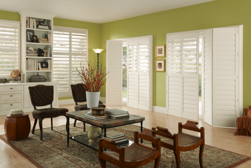 Alternative Uses for Your Plantation Shutters