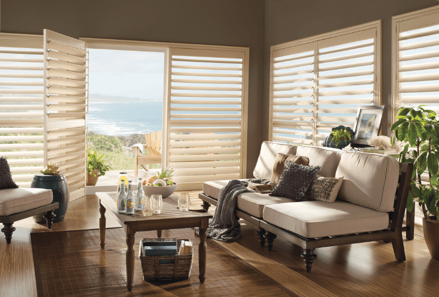Take in All that Summer Has to Offer -- Install Plantation Shutters